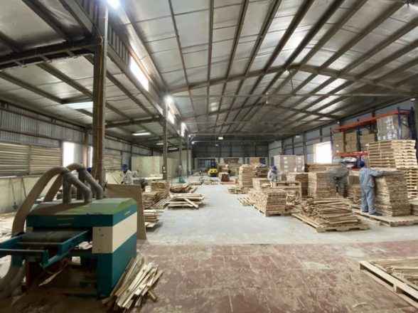 Vietnam: Wood exports post 50.5-percent surge in four months of 2021