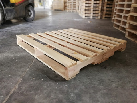 How are wooden pallets made – Asia wooden pallet for export